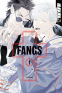 Cover Image: FANGS, Volume 1