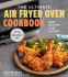 Cover Image: The Ultimate Air Fryer Oven Cookbook