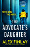 Cover Image: The Advocate's Daughter