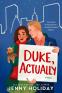 Cover Image: Duke, Actually
