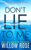 Cover Image: Don't lie to me