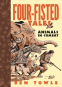 Cover Image: Four-Fisted Tales