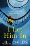Cover Image: I Let Him In