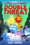 Cover Image: Mega Robo Bros: Double Threat