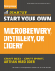 Cover Image: Start Your Own Microbrewery, Distillery, or Cidery
