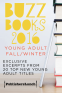 Cover Image: Buzz Books 2016: Young Adult Fall/Winter