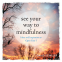 Cover Image: See Your Way to Mindfulness